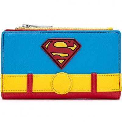 Cartera loungefly dc superman logo superman - Imagen 1