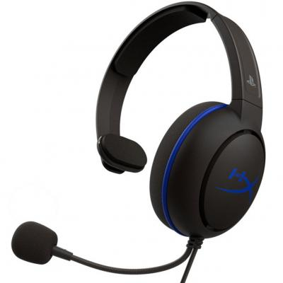 Auriculares gaming hyperx chat ps4 - Imagen 1