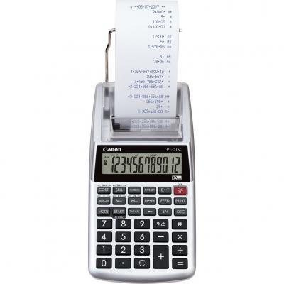 Calculadora canon impresion portatil p1 - dtsc ii hwb 12 digitos - Imagen 1