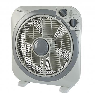 Ventilador cuadrado nevir nvr - bf30 - c 50w - Imagen 1