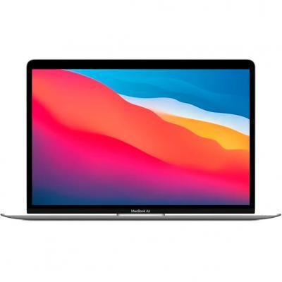 Portatil apple macbook air 13 mba 2020 silver m1 tid - 13.3pulgadas - chip m1 8c - 8gb - ssd512gb - gpu 8c - Imagen 1