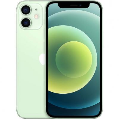 Apple iphone 12 mini 128gb green sin cargador - sin auriculares - a14 bionic - 12mpx - 5.4 - Imagen 1