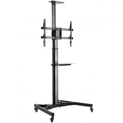 Pedestal movil para suelo ewent ew1540 para televisores de 37pulgadas - 70pulgadas - Imagen 1