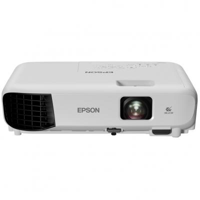 Videoproyector epson eb - e10 3lcd -  3600 lumens -  xga -  hdmi -  usb -  vga - Imagen 1