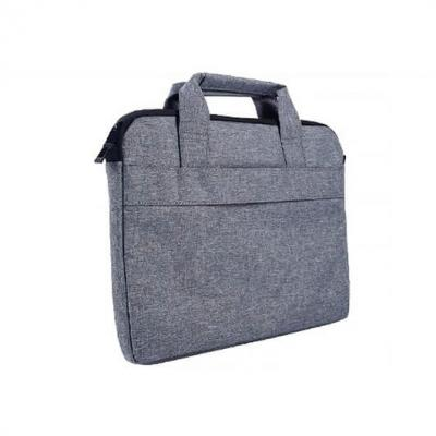 Maletin portatil 15.6  l - link ll - 3030 gris nylon relleno acolchado - Imagen 1