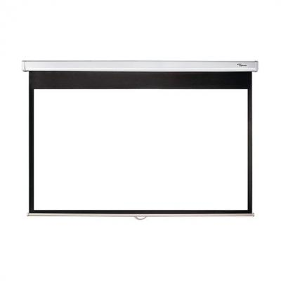 Pantalla de videoproyeccion optoma video projection screen 84 ds - 9084pmg+ - Imagen 1