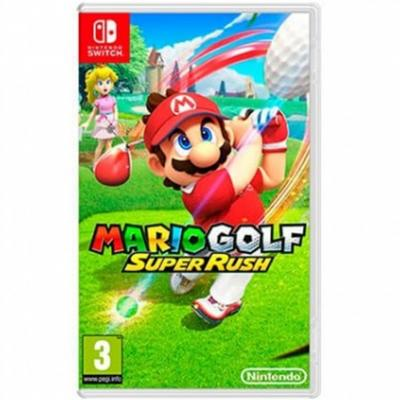 Juego nintendo switch -  mario mario golf super rush - Imagen 1