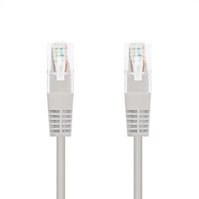 Cable network utp cat6 rj45 nanocable 3m - Imagen 1