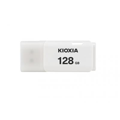 Memoria usb 2.0 kioxia 128gb u202 blanco - Imagen 1