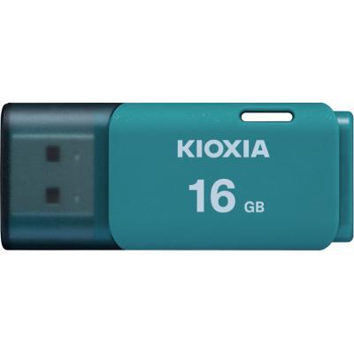 Memoria usb 2.0 kioxia 16gb u202 aqua - Imagen 1