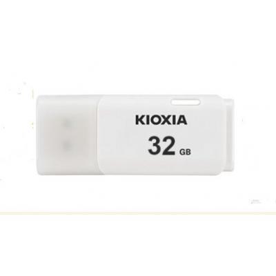 Memoria usb 2.0 kioxia 32gb u202 blanco - Imagen 1