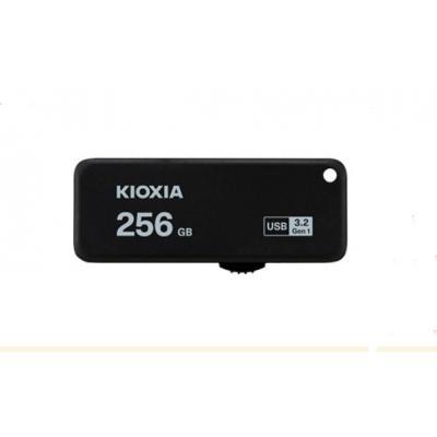 Memoria usb 3.2 kioxia 256gb u365 negro - Imagen 1