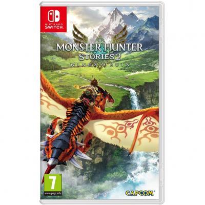 Juego nintendo switch -  monster hunter stories 2: wings of ruin - Imagen 1