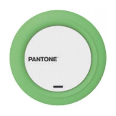 Cargador universal pantone inalambrico verde - Imagen 1