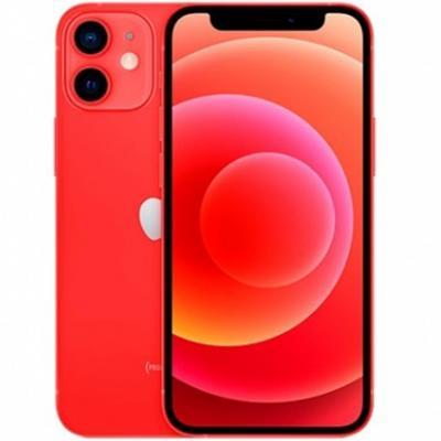 Apple iphone 12 mini 64gb red sin cargador -  sin auriculares -  a14 bionic -  12mpx -  5.4pulgadas - Imagen 1