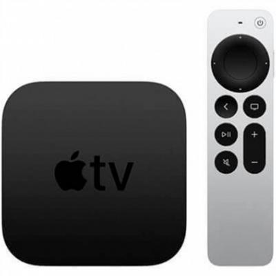Apple tv hd 32gb reproductor multimedia 2021 mhy93hy - a -  32gb - Imagen 1
