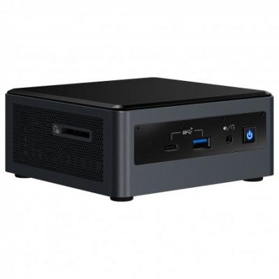 Mini ordenador intel nuc bxnuc10i7fnhn2 i7 - 10710u m2 (m.2) 2.5 sodimm ddr4 glan wifi bt - Imagen 1