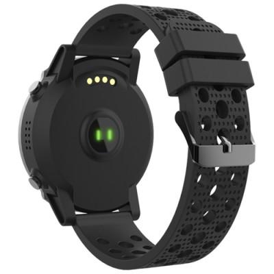 "Denver SW-510BLACK reloj inteligente 3,3 cm (1.3"") Negro GPS (satélite) - Imagen 2"