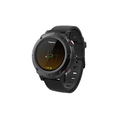 Pulsera reloj deportiva denver sw - 660 black -  smartwatch -  amoled -  1.3pulgadas -  bluetooth -  gps -  ip 68 - Imagen 1