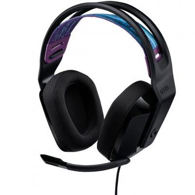 Auriculares con microfono logitech g335 gaming - Imagen 1