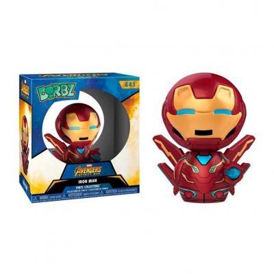 Funko dorbz marvel avengers infinity war iron man con alas - Imagen 1