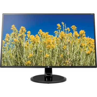 "HP 27y 68,6 cm (27"") 1920 x 1080 Pixeles Full HD LED Negro - Imagen 1"