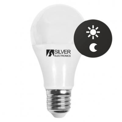 Bombilla led eco decorativa silver electronics estandar 10w=85w -  e27 -  2700k -  820 lm -  180º -  luz extra calida -  a+ - Im