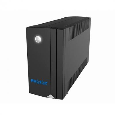 Phasak ottima sai - ups 1060va ph 7210 surge protection - Imagen 1