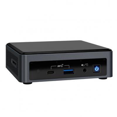 Mini ordenador intel nuc bxnuc10i3fnkn2 i5 10210u m2 (m.2) 2.5 sodimm ddr4 glan wifi bt - Imagen 1