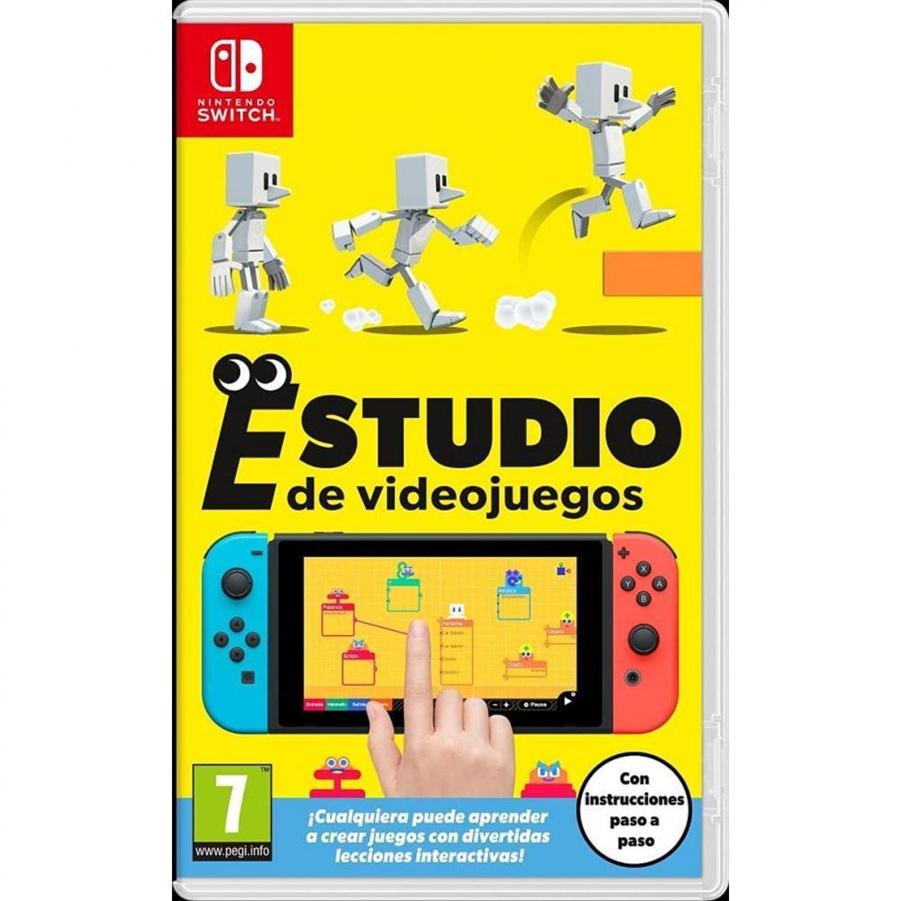 Juego nintendo switch -  estudio de videojuegos - Imagen 1