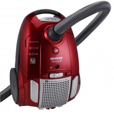 Aspiradora de trineo con bolsa hoover telios plus te75 3.5l 700w - Imagen 1