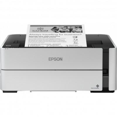 Impresora epson inyeccion monocromo ecotank et - m1140 a4 -  20ppm -  duplex impresion -  bandeja 250hojas -  deposito tinta - I