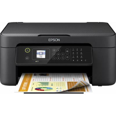 Epson WorkForce WF-2810DWF Inyección de tinta 5760 x 1440 DPI 33 ppm A4 Wifi - Imagen 1
