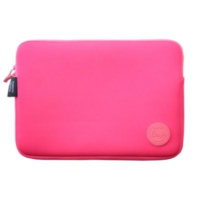 Smile Sleeve neoprene bag for 13 Laptops / Tablets Living Coral - Imagen 1