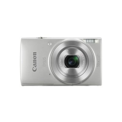 "Canon Digital IXUS 190 Cámara compacta 20 MP CCD 5152 x 3864 Pixeles 1/2.3"" Plata - Imagen 1"
