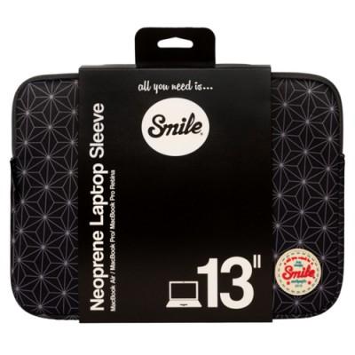 Smile Sleeve neoprene bag for 13 Laptops / Tablets Neo Nipon - Imagen 1