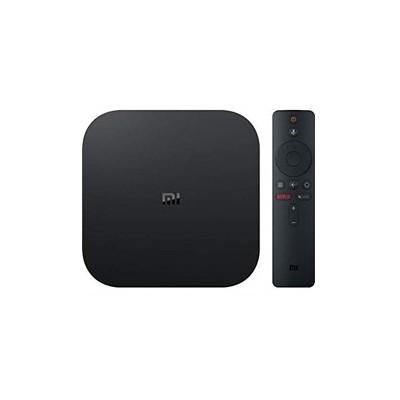 Android tv xiaomi mi tv box s - 4k - android 8.1 -  2gb ddr3 -  8gb emmc -  wifi -  bluetooth -  hdmi -  usb - mando con google