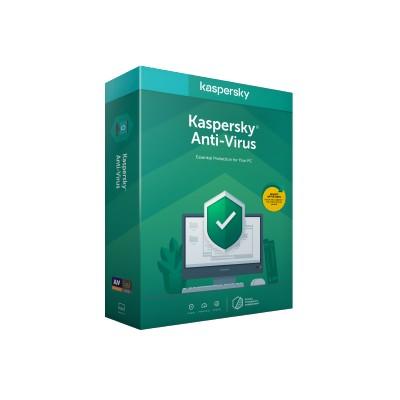 Kaspersky Lab Anti-Virus 2020 Licencia básica 1 año(s) - Imagen 1