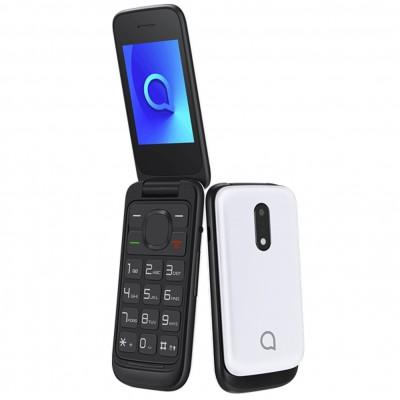 Telefono movil alcatel 2053 blanco - 2.4pulgadas - 4mb rom - 4mb ram - dual sim - Imagen 1