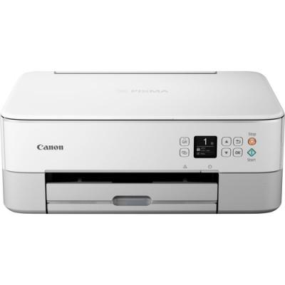 Canon PIXMA TS5351 - Weiss Inyección de tinta 4800 x 1200 DPI A4 Wifi - Imagen 1