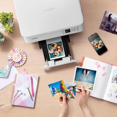 Canon PIXMA TS5351 - Weiss Inyección de tinta 4800 x 1200 DPI A4 Wifi - Imagen 2