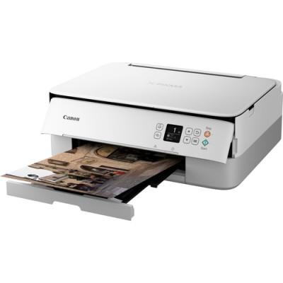 Canon PIXMA TS5351 - Weiss Inyección de tinta 4800 x 1200 DPI A4 Wifi - Imagen 4
