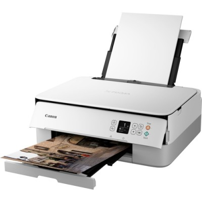 Canon PIXMA TS5351 - Weiss Inyección de tinta 4800 x 1200 DPI A4 Wifi - Imagen 5