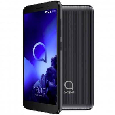 Telefono movil smartphone alcatel 1 negro - 5pulgadas - quad core - 8gb rom - 1gb ram - 8 mp -  5 mp -  4g - dual sim - Imagen 1