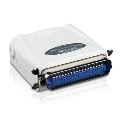 TP-LINK Single Parallel Port Fast Ethernet Print Server servidor de impresión LAN Ethernet - Imagen 1