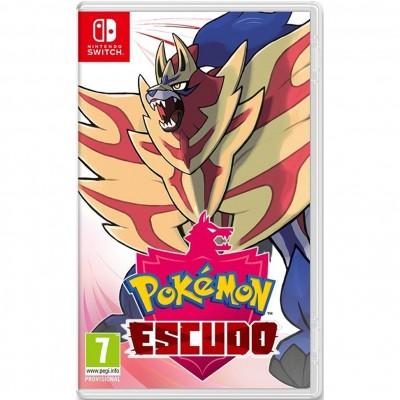 Juego nintendo switch -  pokemon escudo - Imagen 1