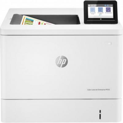 HP Color LaserJet Enterprise M555dn Impresora Laser Color 38ppm (Toner 212A/212X) - Imagen 1