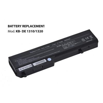 Kloner KB-DE1310/1520 Bateria para Dell 11.1V 4400mAh - Imagen 1