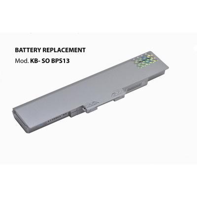 Kloner KB-SOBPS13 Bateria para Sony 10.8V 4400mAh - Imagen 1
