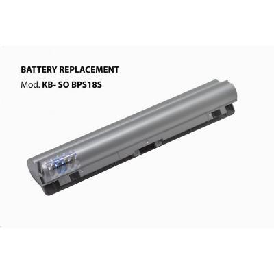 Kloner KB-SOBPS18 Bateria para Sony 11.1V 4400mAh - Imagen 1